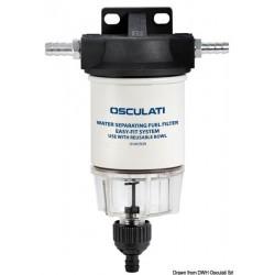 Filtrage + séparateur eau/carburant