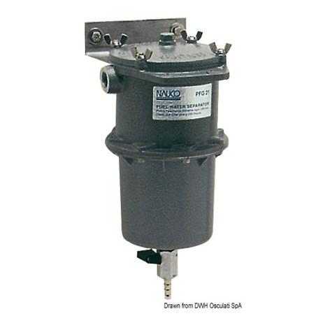 Pré-filtre séparateur eau/carburant