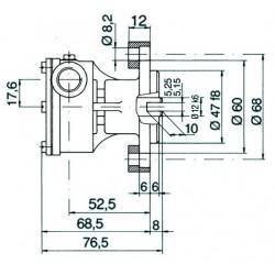 Pompe ST 138 NAUCO