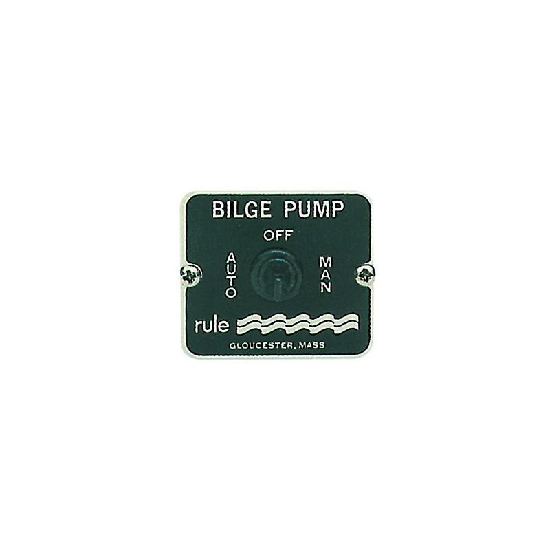 Interrupteur Rule pour pompe
