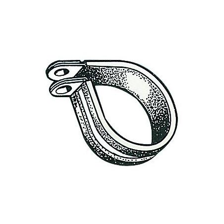 Collier pour tuyaux cuivre