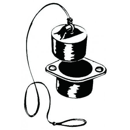 Nable nylon avec valve
