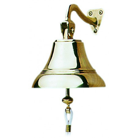 Cloche bronze sonore