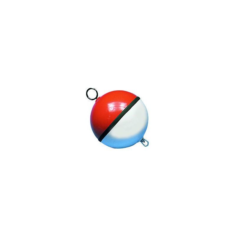 Bouée bicolore ronde