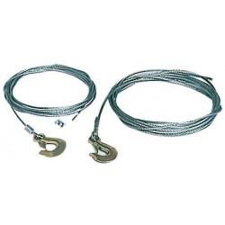 Câble pour treuils