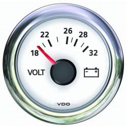 Voltmètre VDO ViewLine