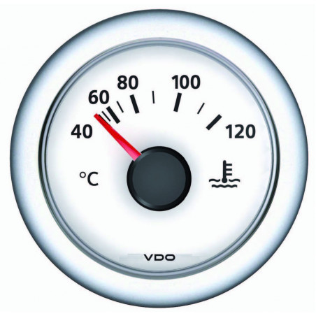 Thermomètre eau VDO ViewLine