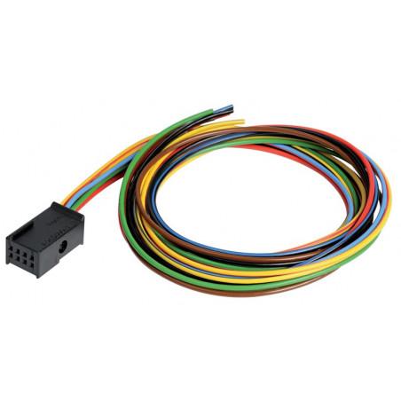 Connecteur + câbles VDO