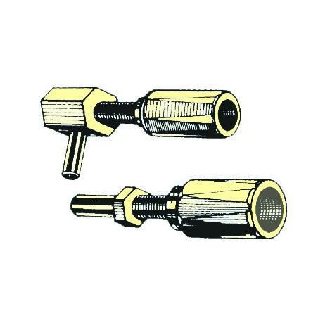 Raccords pour tuyaux laiton