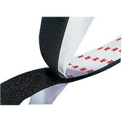 Velcro bi-adhésif 3M