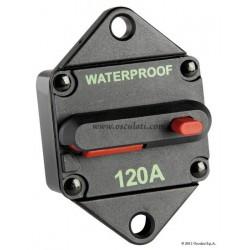 Interrupteur thermique étanche à encastrer