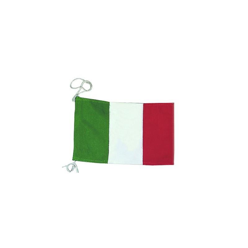 Pavillon de courtoisie Italie