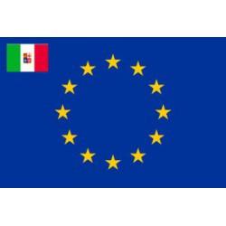 Pavillon UE + Italie