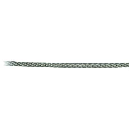Câble inox 133 fils