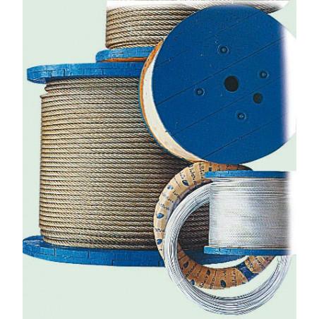 Câble inox 49 fils