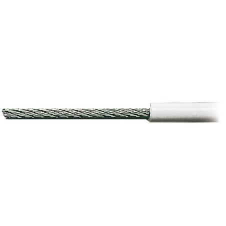 Câble inox recouvert PVC