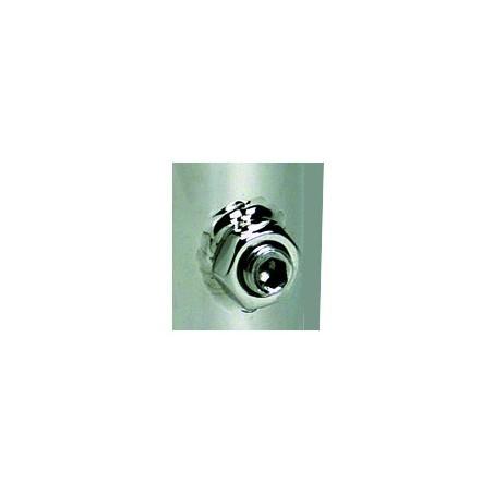 Chandelier inox 41.176.11