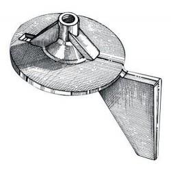 Queue de carpe Ø 100 mm 100/225HP