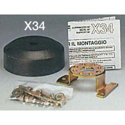Moyeu pour T71 90°