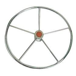 Barre à roue inox