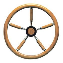 Barre à roue teck
