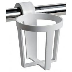 Kit 3 porte-verres à clipser