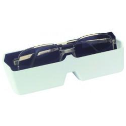 Porte-lunettes autocollant