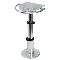 Plaque supérieure pour tables rabattables