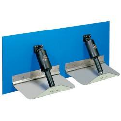 Système de flaps électromécaniques