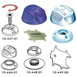 Boutons Perfix et accessoires