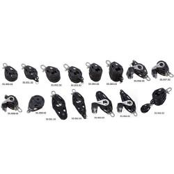 Poulies sur sphère en composite 12