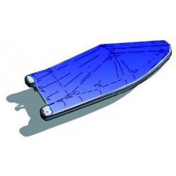 Bâche pour canots à pointe carrée