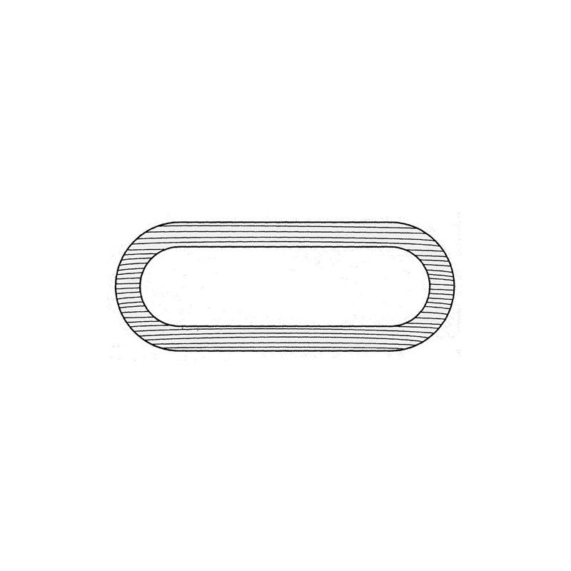 Cadre teck pour porte objet isonautique for Cadre pour objet decoratif