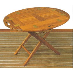 Table de transport teck
