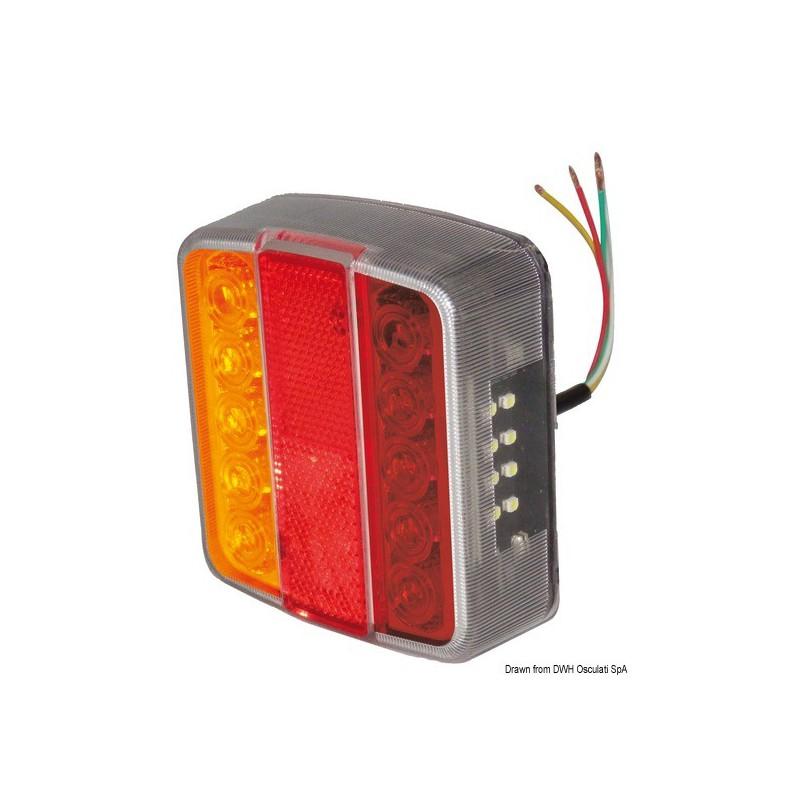 Feux arrières à LED