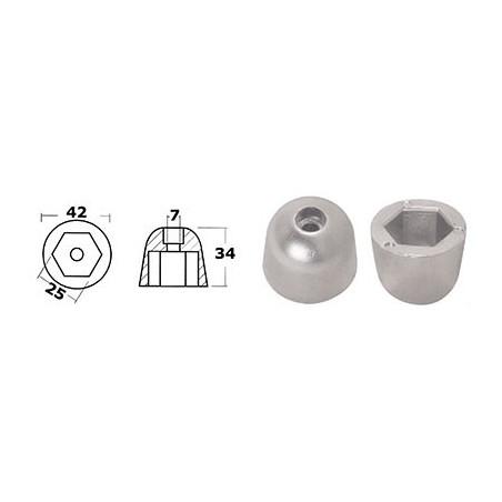 Anodes pour hélices proue/poupe