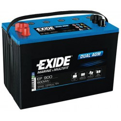 Batterie Exide Agm