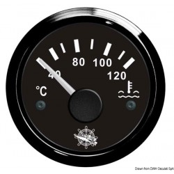 Indicateur température eau