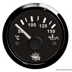 Indicateur température huile