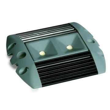 Plafonnier technique à LED Microlux