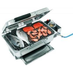 Barbecue gaz bombonne externe
