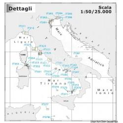 Cartographie côtière grande échelle