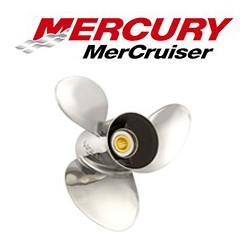Hélice inox pour HB MERCURY / MERCRUISER
