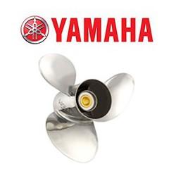 Hélice inox pour HB YAMAHA