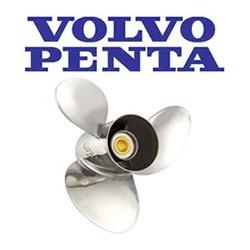 Hélice inox pour HB VOLVO PENTA SX