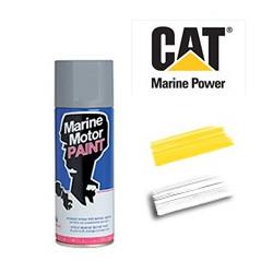 Spray CATERPILLAR jaune