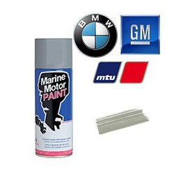Spray BMW / GM / MTU argent