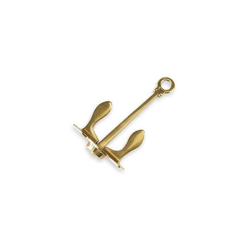 Porte-clés ancre
