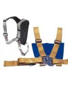 Harnais et ceintures de sécurité