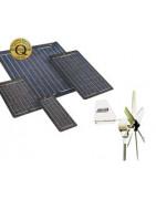 Générateurs et panneaux solaires